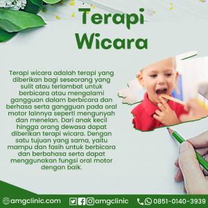 terapi wicara amg clinic